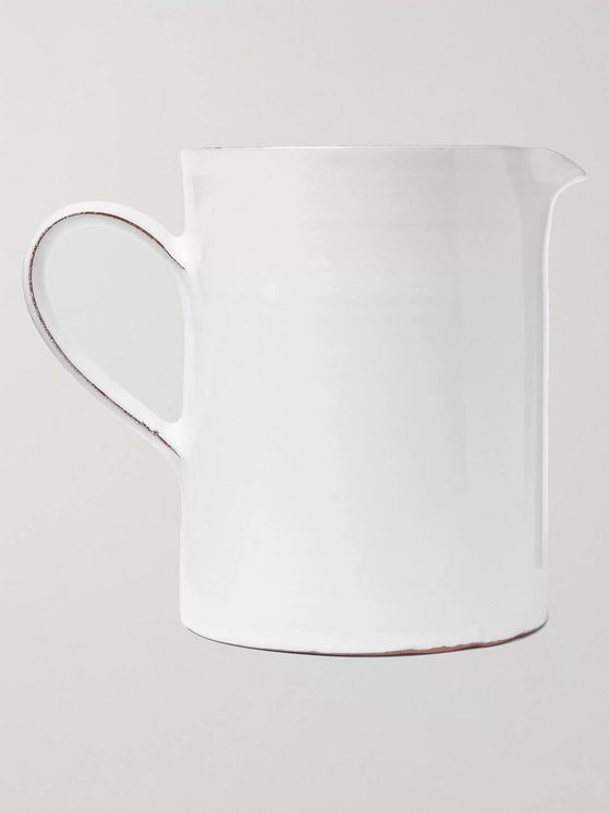 Roman & Williams Guild Jonas Ceramic Pitcher