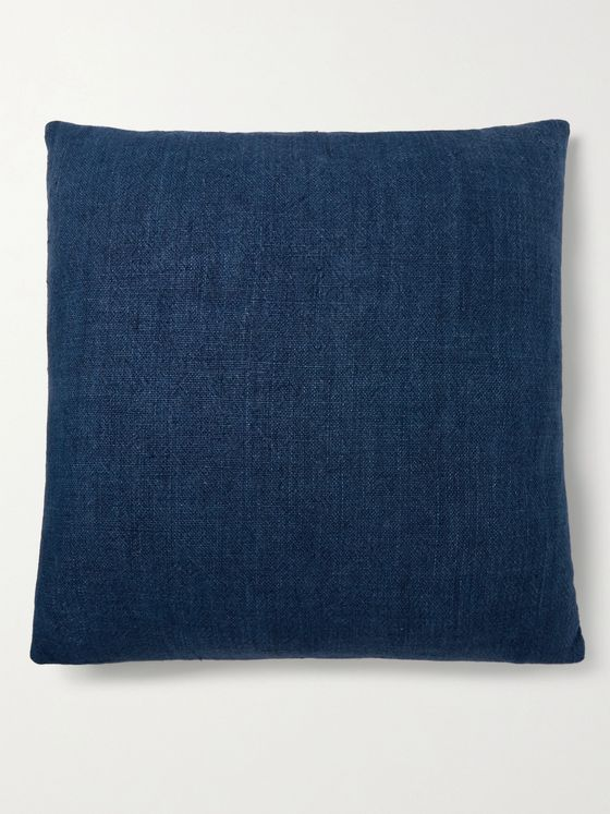 Roman & Williams Guild Linen Cushion Cover