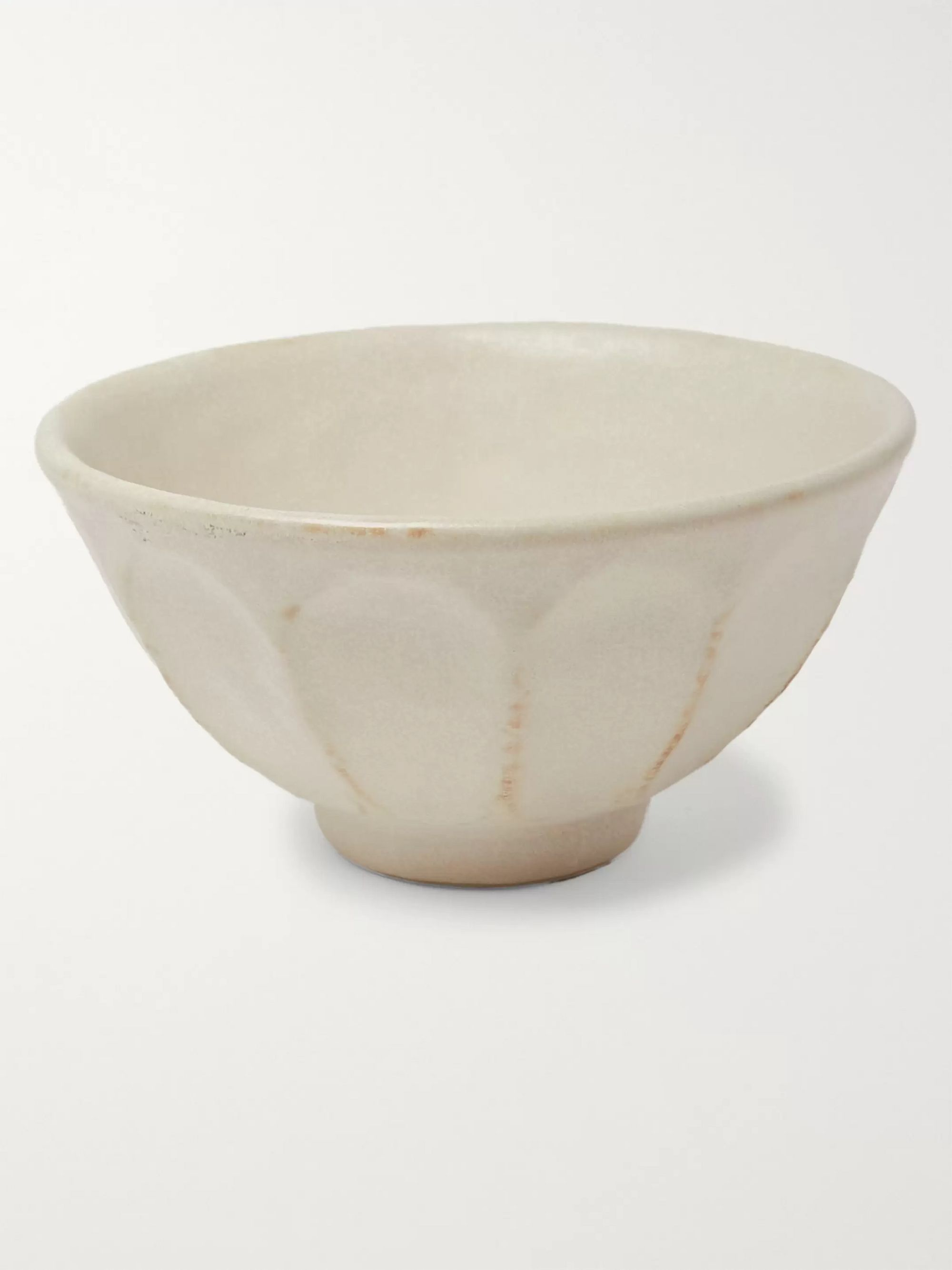 Roman & Williams Guild + Kaneko Kohyo Scalloped Ceramic Bowl