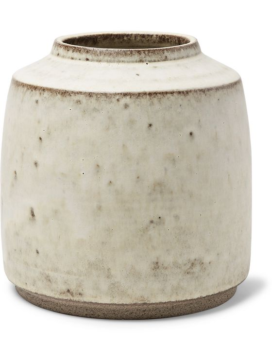 Roman & Williams Guild + Tina Maria Stoneware Vase
