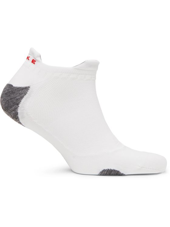 FALKE Ergonomic Sport System RU5 Stretch-Knit No-Show Socks