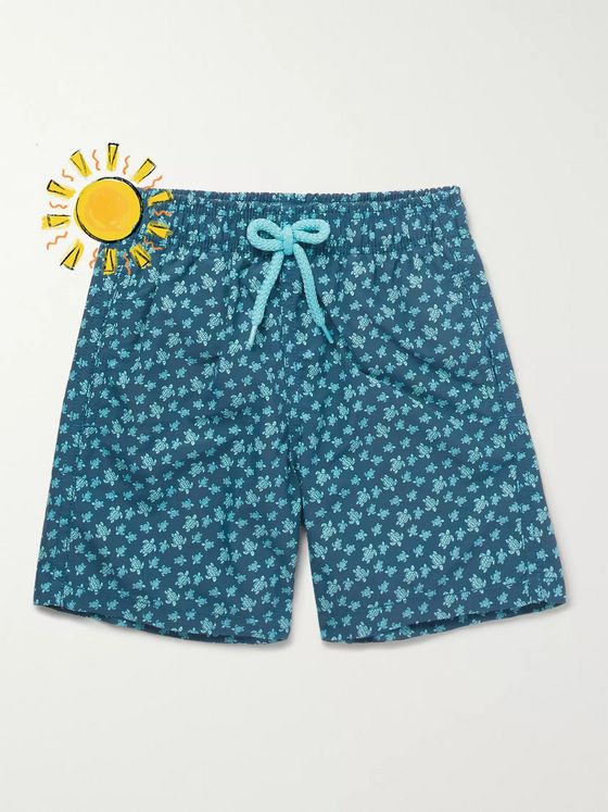 Vilebrequin Boys Ages 2 - 8 Jim Printed Swim shorts