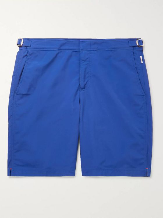 Orlebar Brown Dane Slim-Fit Long-Length Swim Shorts