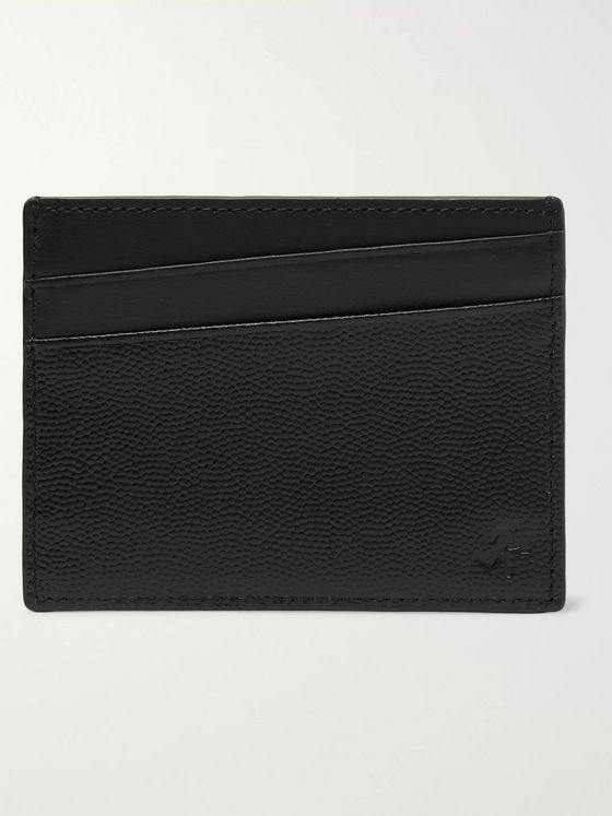 WANT LES ESSENTIELS Branson Leather Cardholder