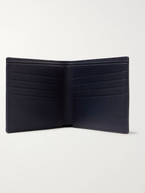 WANT LES ESSENTIELS Full-Grain Leather Billfold Wallet