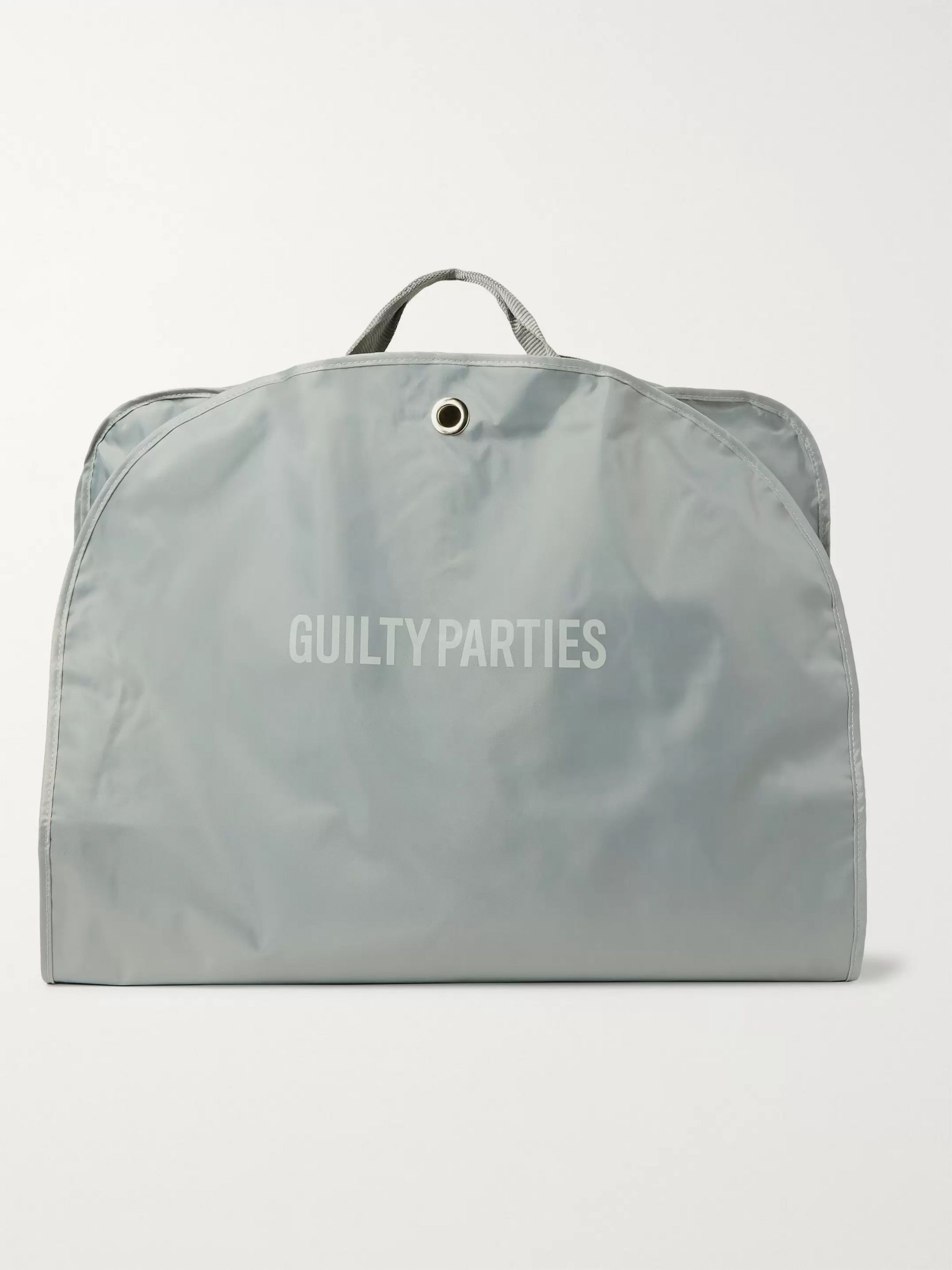 Wacko Maria Guilty Parties Printed Shell Garment Bag
