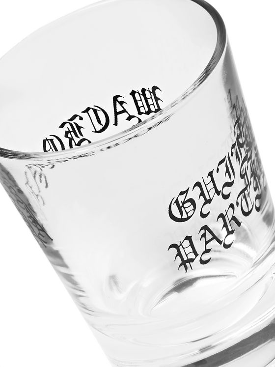 Wacko Maria Set of Three Logo-Print Shot Glasses