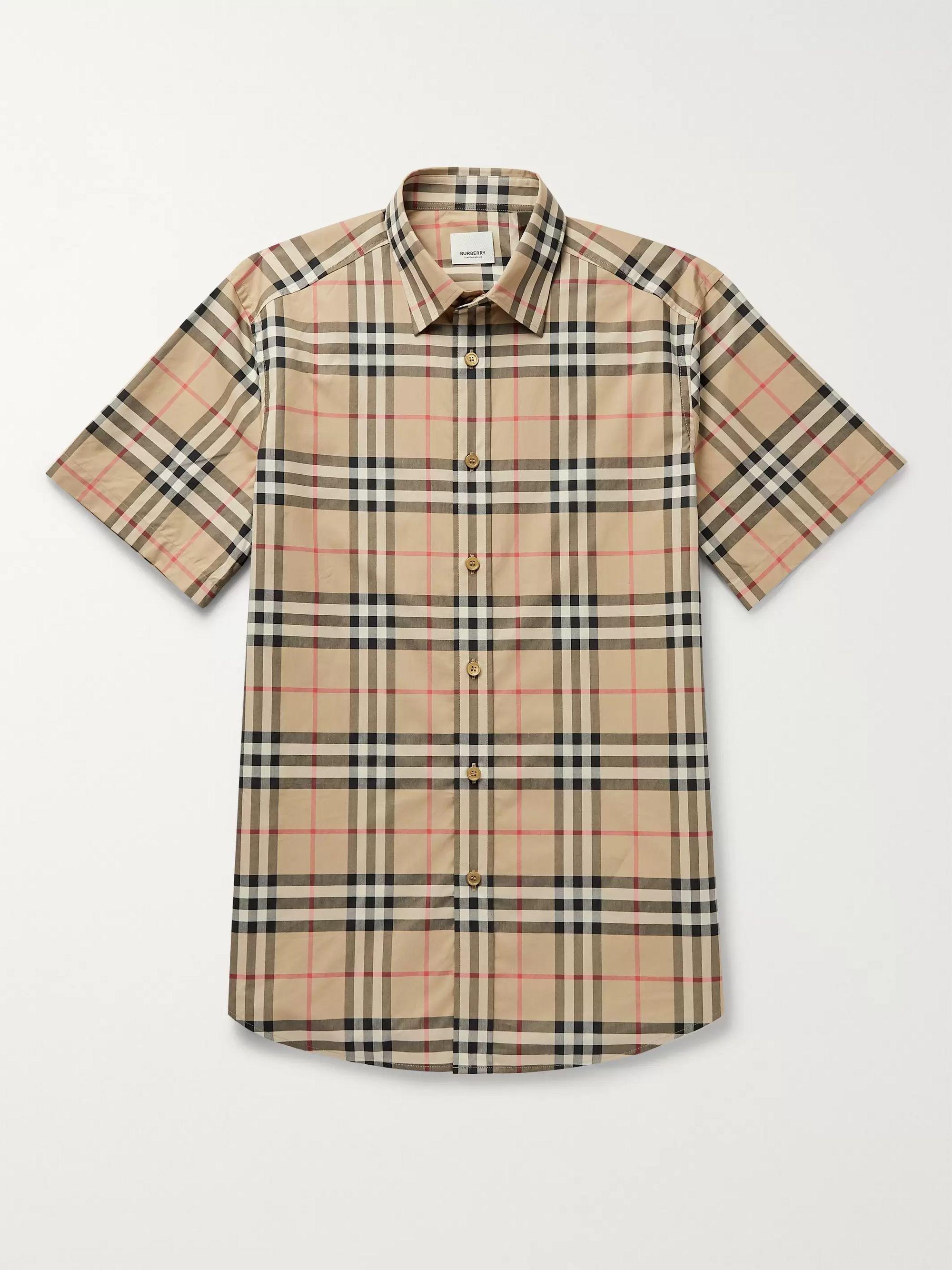original burberry shirt
