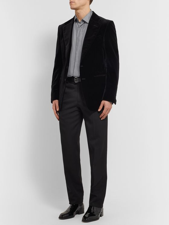 Brioni Slim-Fit Silk Shirt