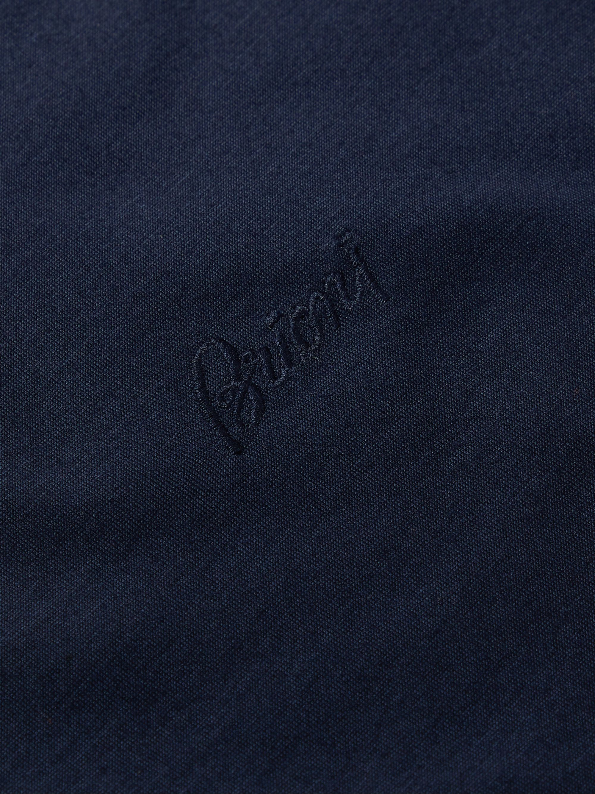Brioni Logo-Embroidered Cotton-Jersey T-Shirt