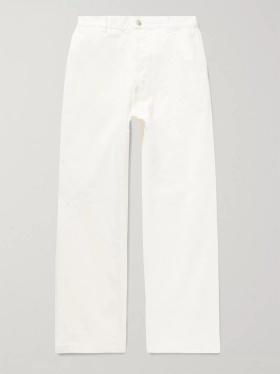 Maison Margiela Wide-Leg Denim Jeans