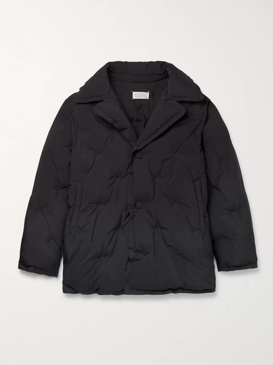 Maison Margiela Quilted Nylon Jacket