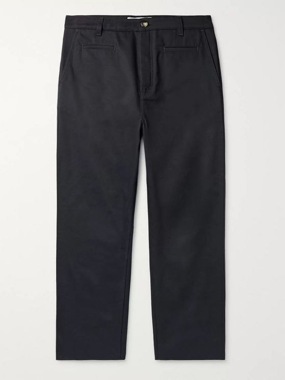 Loewe Fisherman Cotton-Twill Trousers