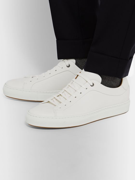 Hugo Boss Mirage Leather Sneakers