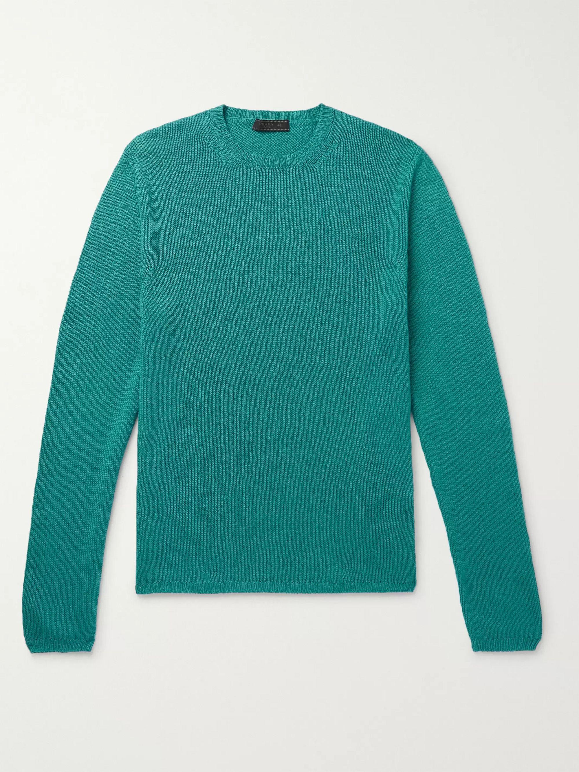 Slim Fit Cashmere Sweater