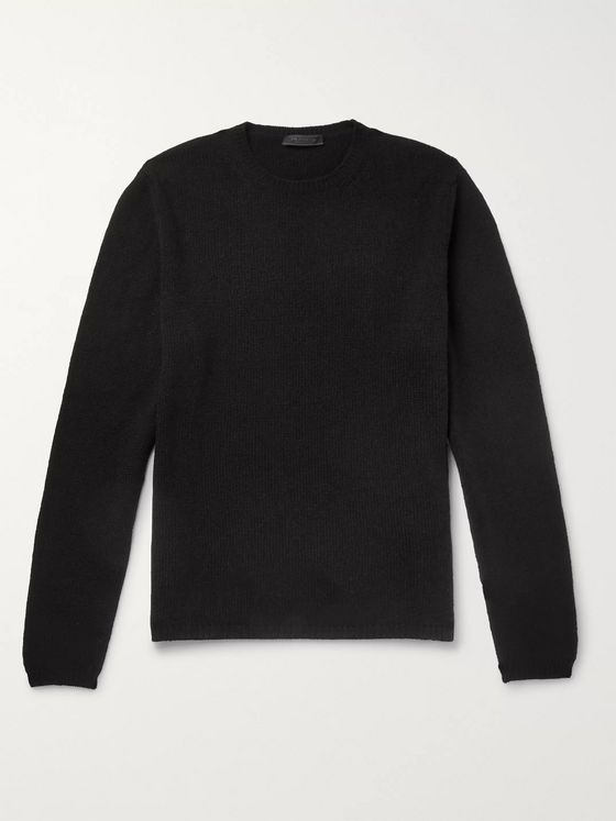 Prada Slim-Fit Cashmere Sweater