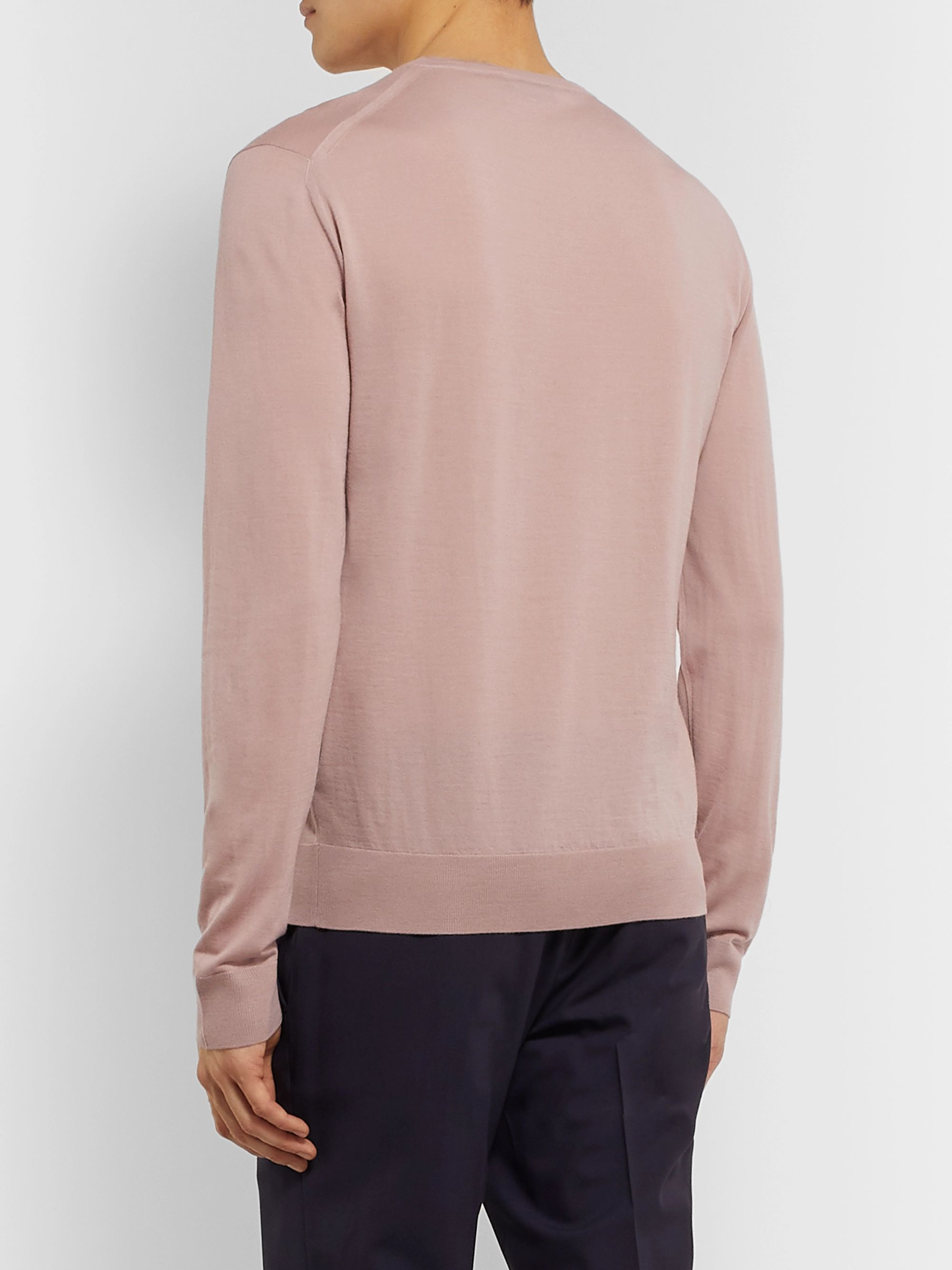 Prada Virgin Wool Sweater