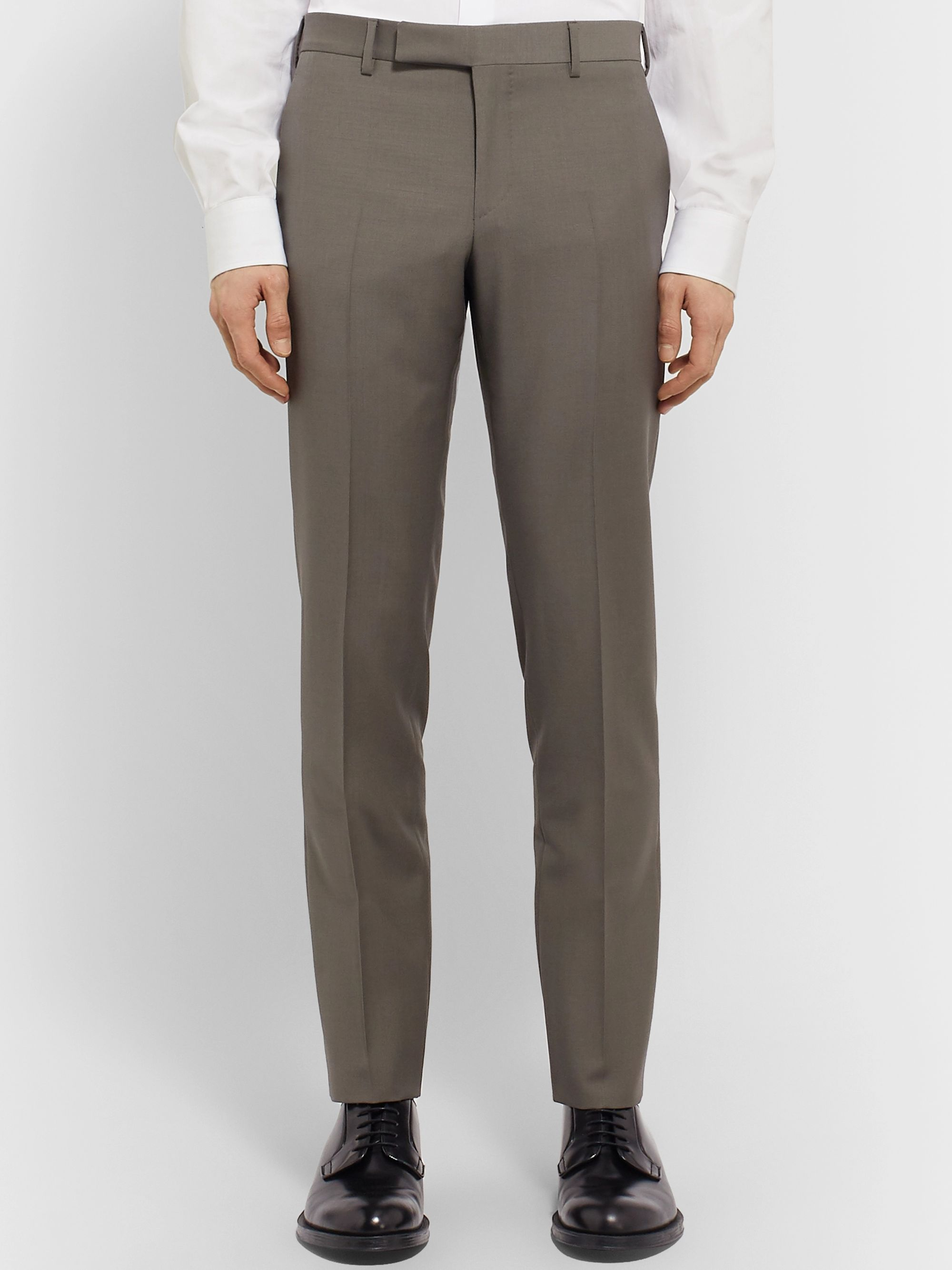 Prada Slim-Fit Wool and Mohair-Blend Suit