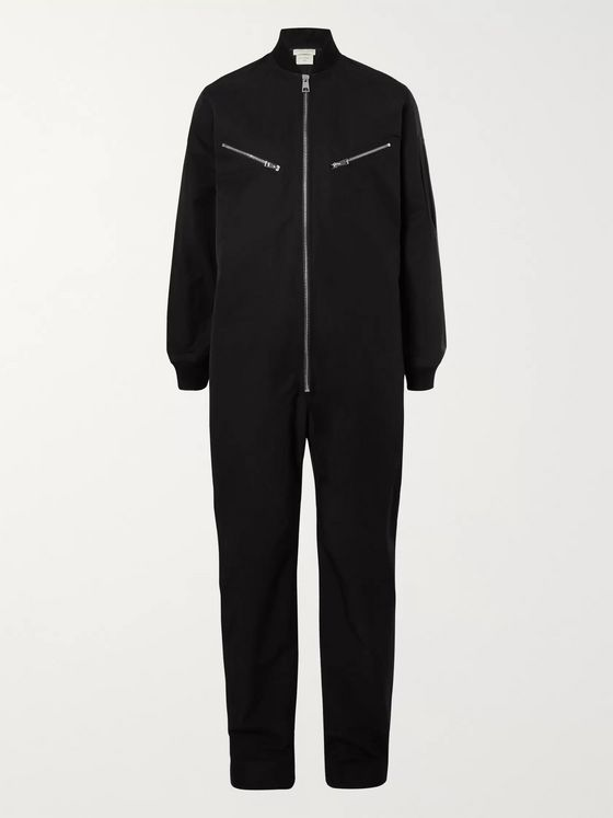 Bottega Veneta Cotton-Blend Jumpsuit