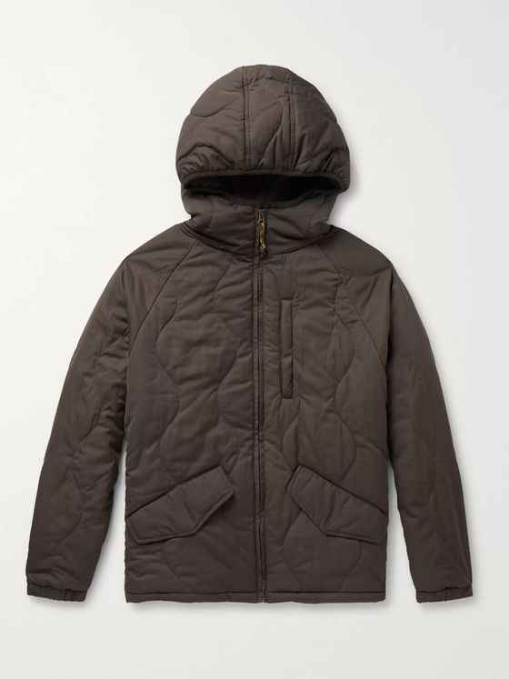Satta Maji Woven Hooded Jacket