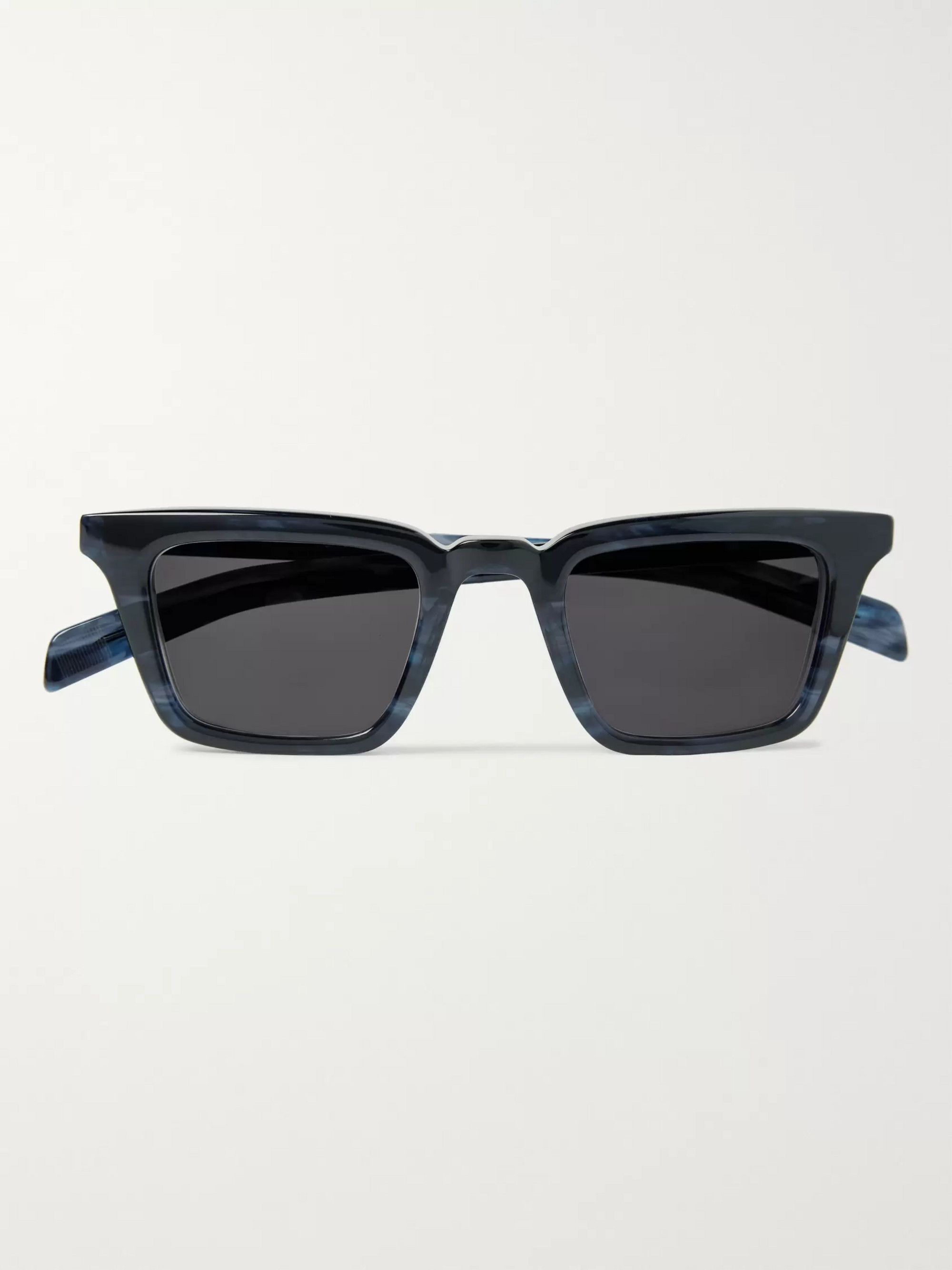 Native Sons Cooper Square-Frame Acetate Sunglasses
