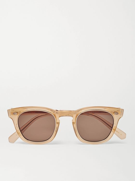 Mr Leight Hanalei S D-Frame Acetate Sunglasses