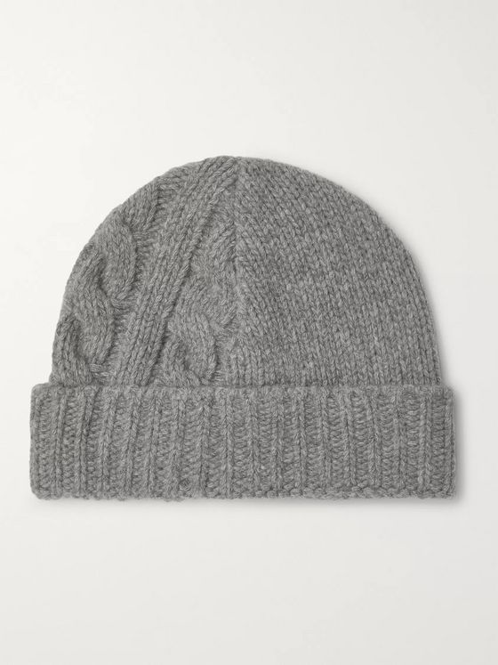 Oliver Spencer Arbury Wool Beanie