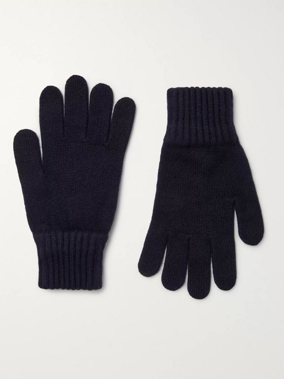 A.P.C. Tim Wool Gloves