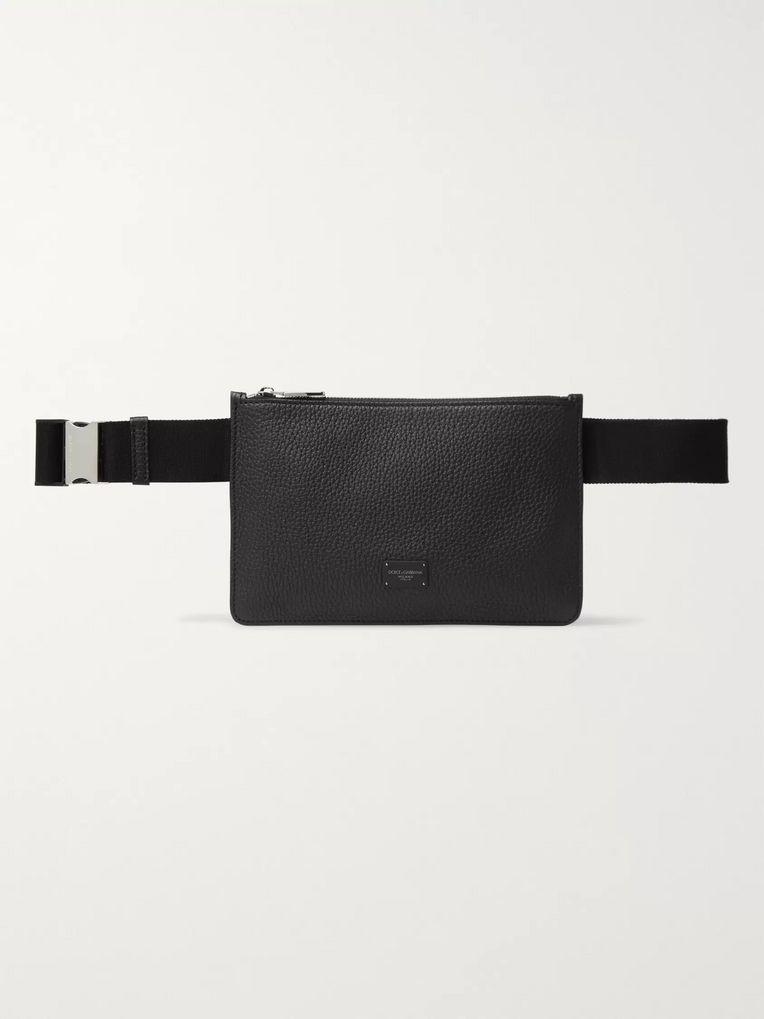 47492a3e9b Full-Grain Leather Belt Bag