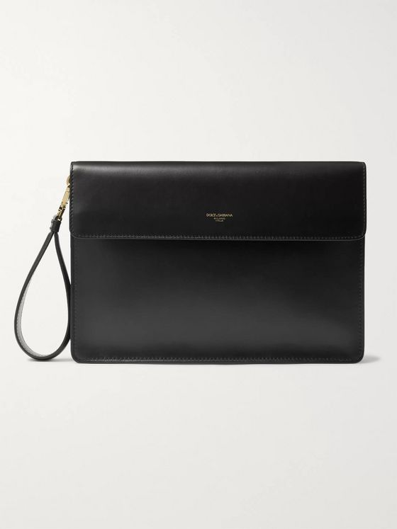 Dolce & Gabbana Leather Pouch