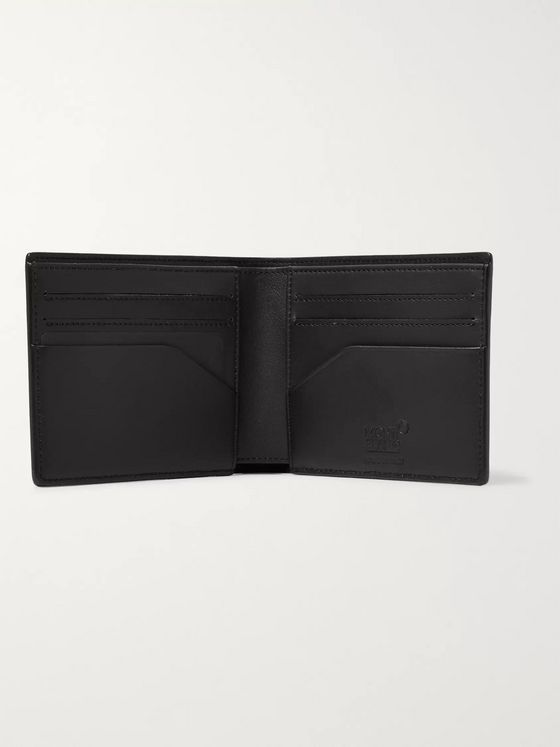 MONTBLANC Extreme 2.0 Textured-Leather Billfold Wallet