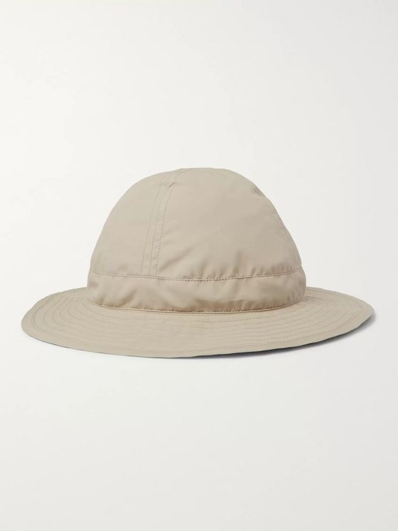De Bonne Facture Bob Organic Cotton-Ventile Bucket Hat