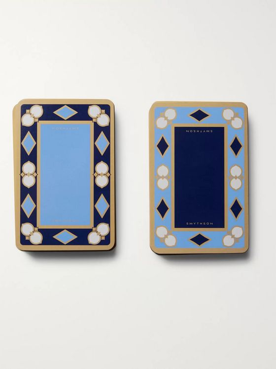Smythson Two-Pack Playing Cards