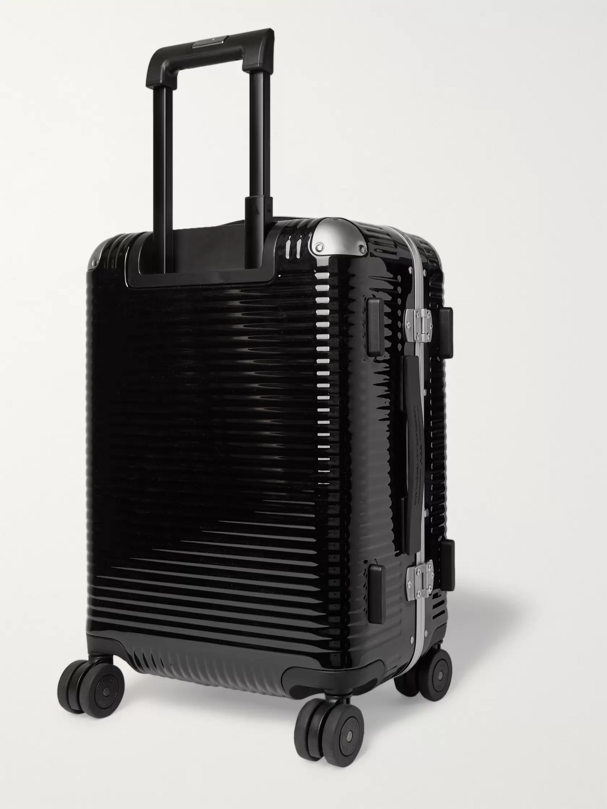 Fabbrica Pelletterie Milano Bank Light Spinner 53cm Polycarbonate Carry-On Suitcase