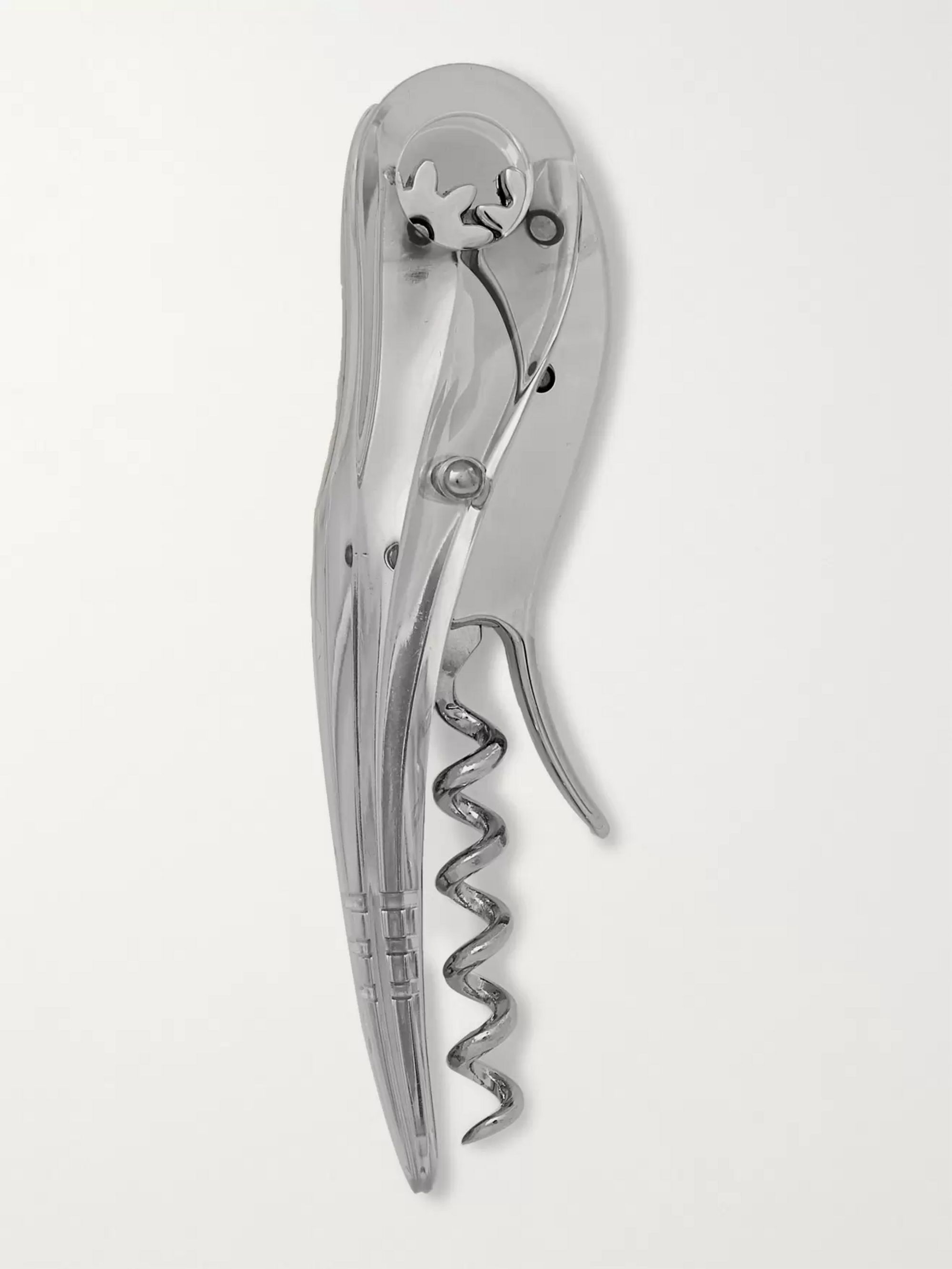 L'ATELIER DU VIN Soft Machine Crystal Corkscrew