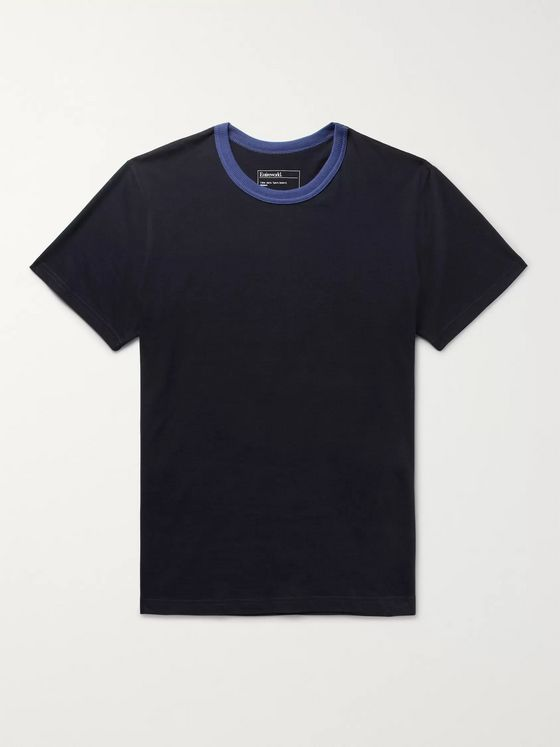 Entireworld Organic Cotton-Jersey T-Shirt